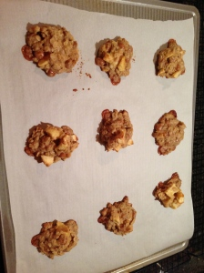 Seattle-Sun: Caramel Apple Cookies